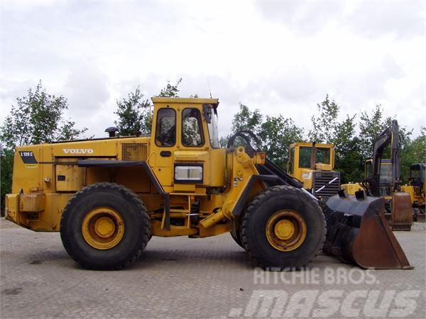 caricatore gommato volvo L120 Volvo-l120,33575_3