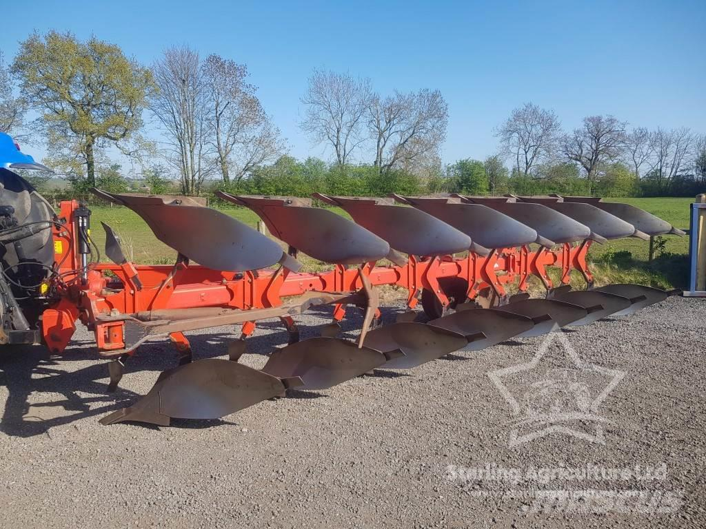Gregoire-Besson 7 Furrow Plough