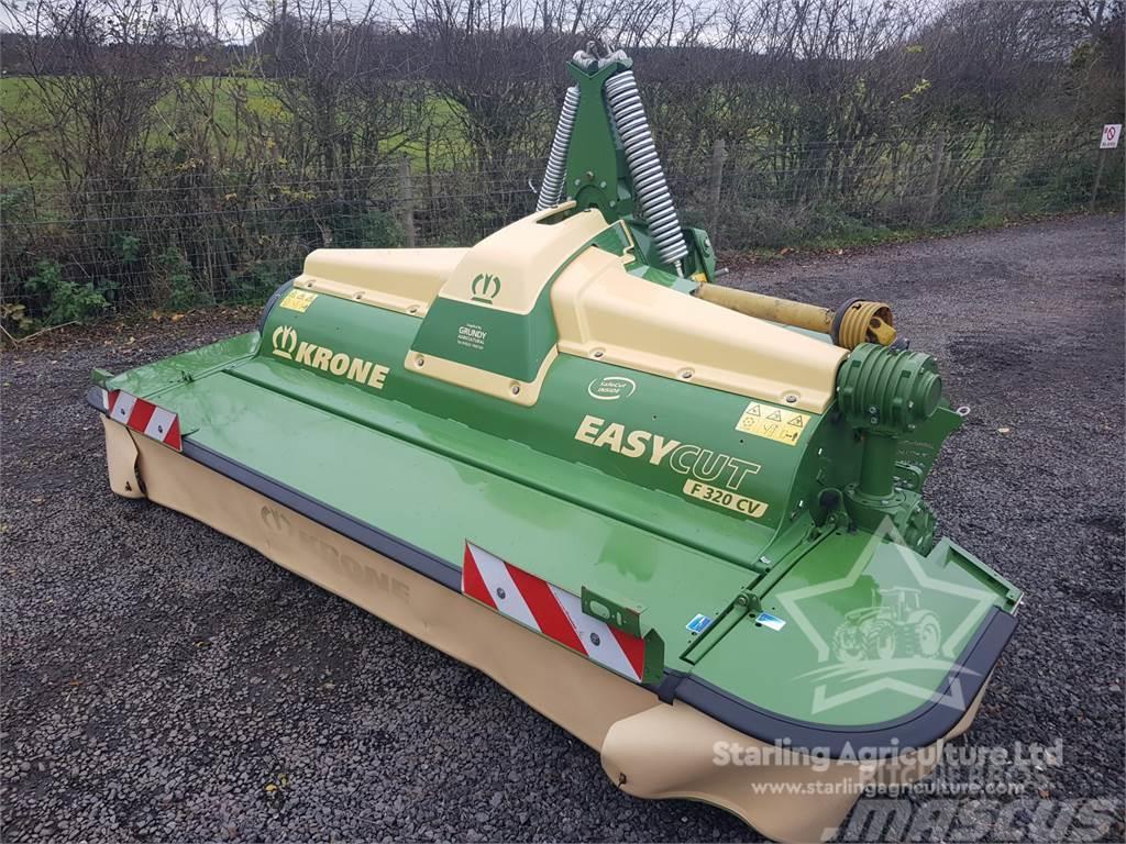 Krone CV 320 Front Mower.