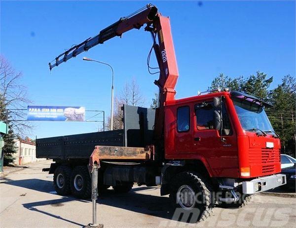 Volvo FL10 6x6 HMF 2820