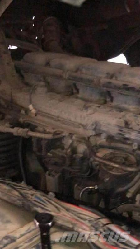 Scania 420 engine 420