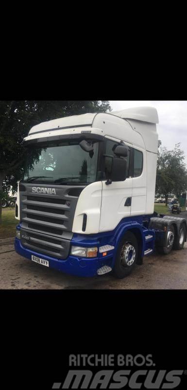Scania 420 R420