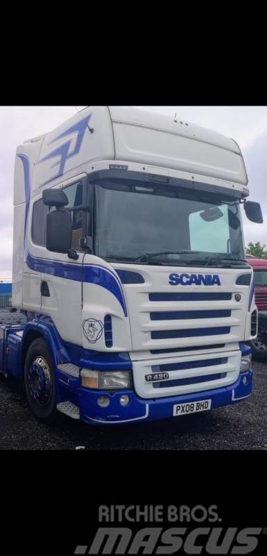 Scania 420 Topline 420