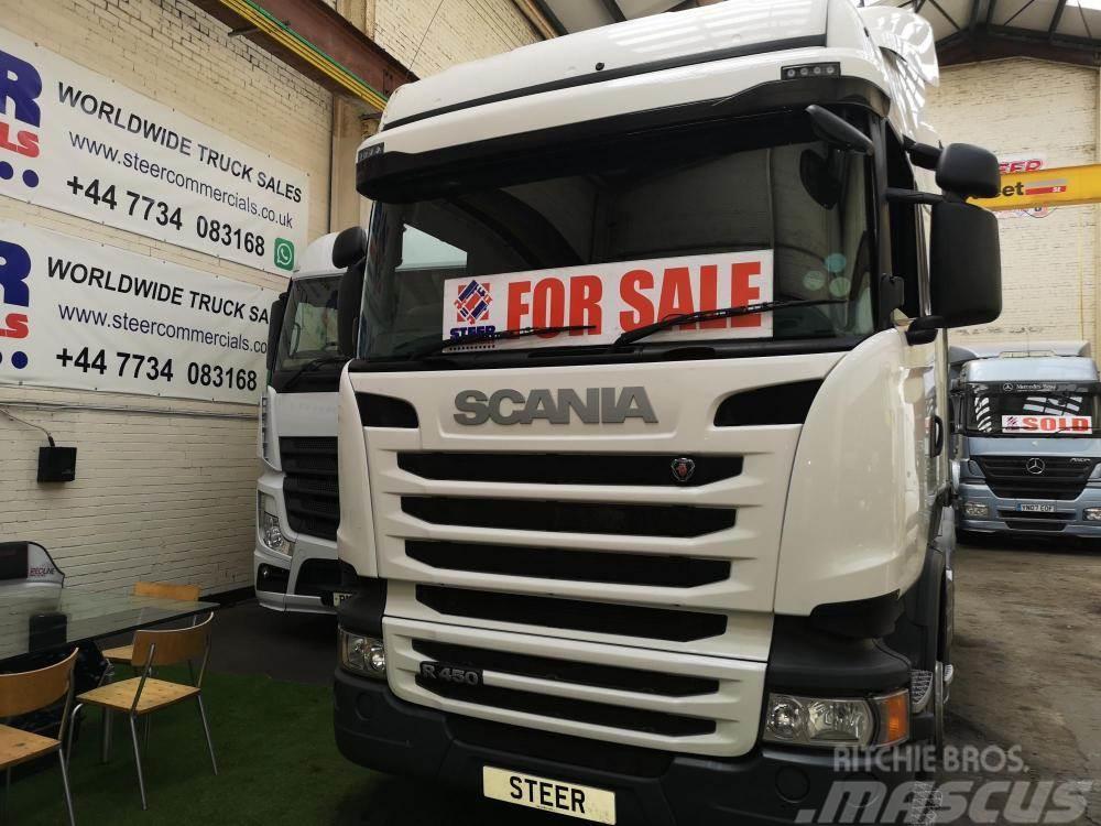 Scania 450 euro 6 R450 euro 6
