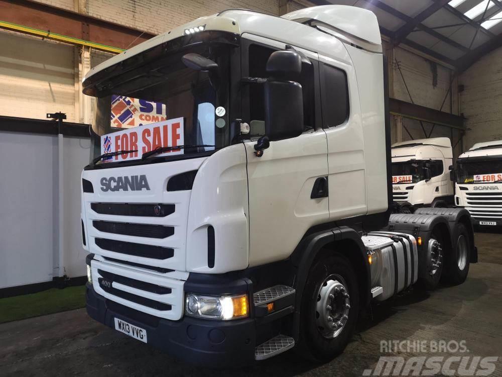 Scania g400 G400