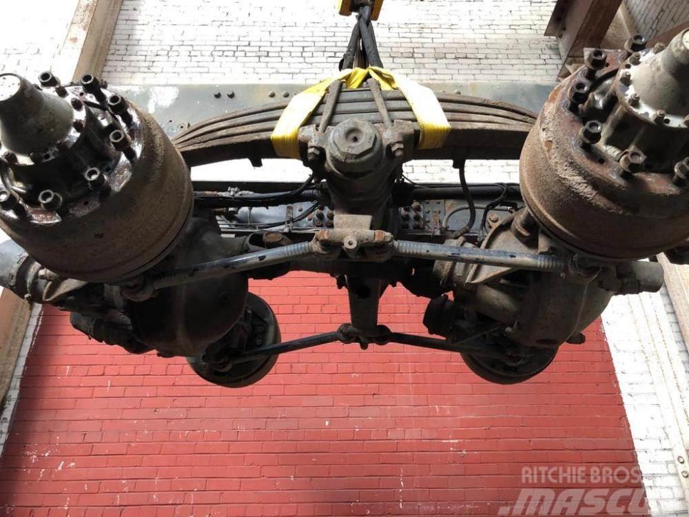 Scania p380 axles P380 diff