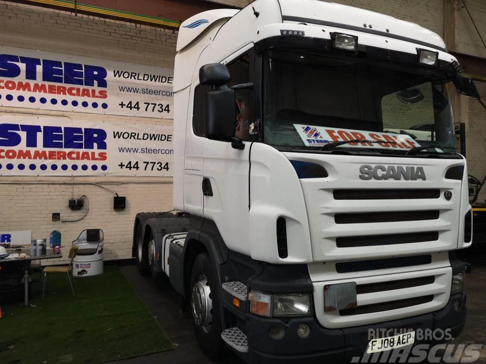 Scania r420 R420