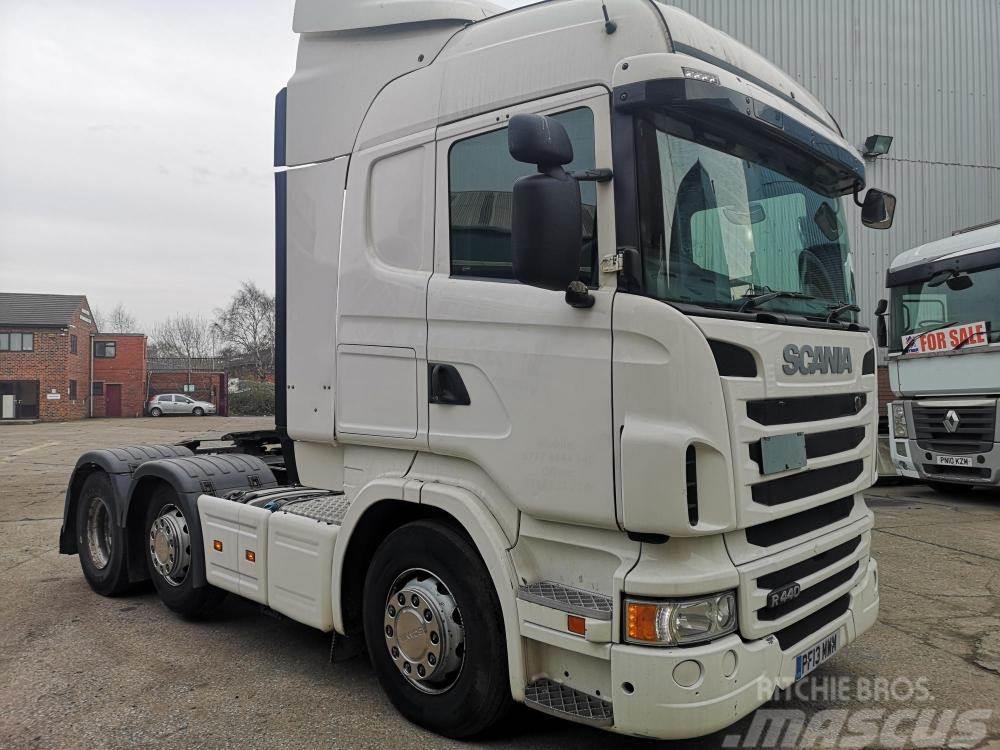 Scania r440 Hiline