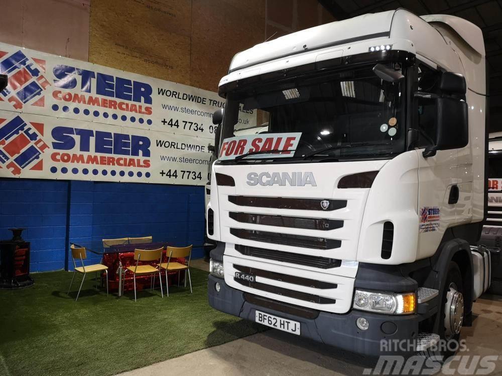 Scania r440 Hiline 4x2