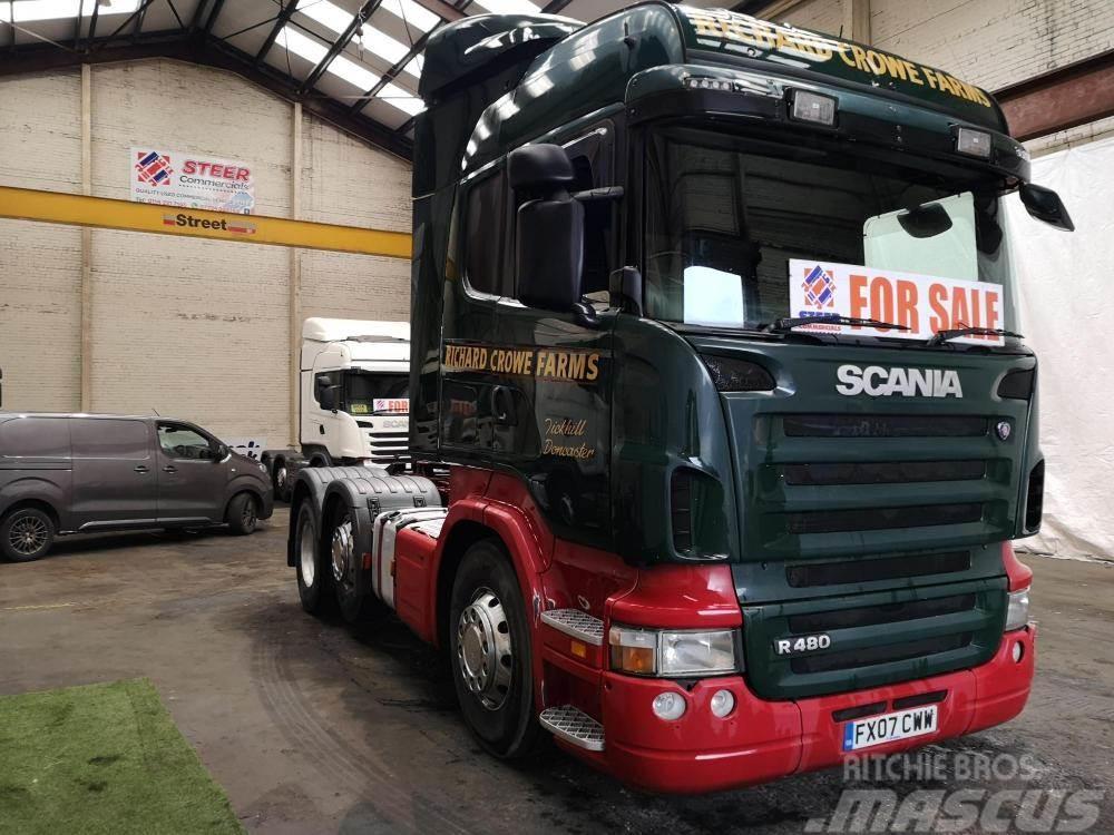 Scania r480 R480
