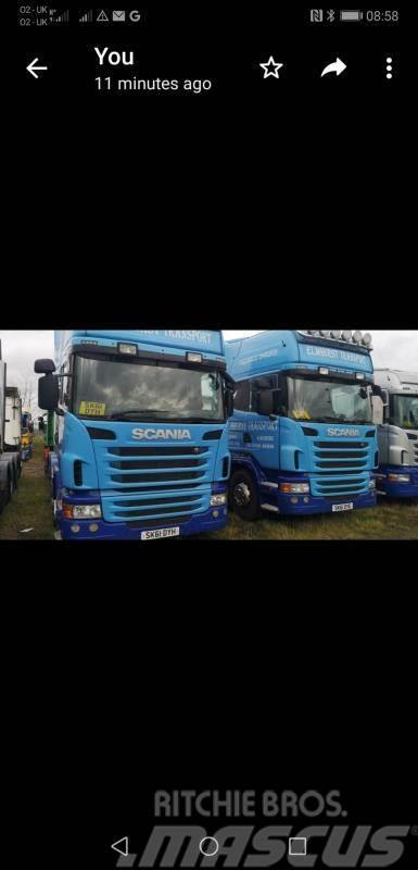 Scania r480 topline R480 topline