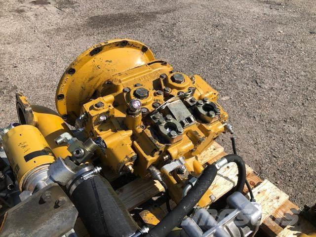 Caterpillar 325c,d hydraulic pump SBS-140
