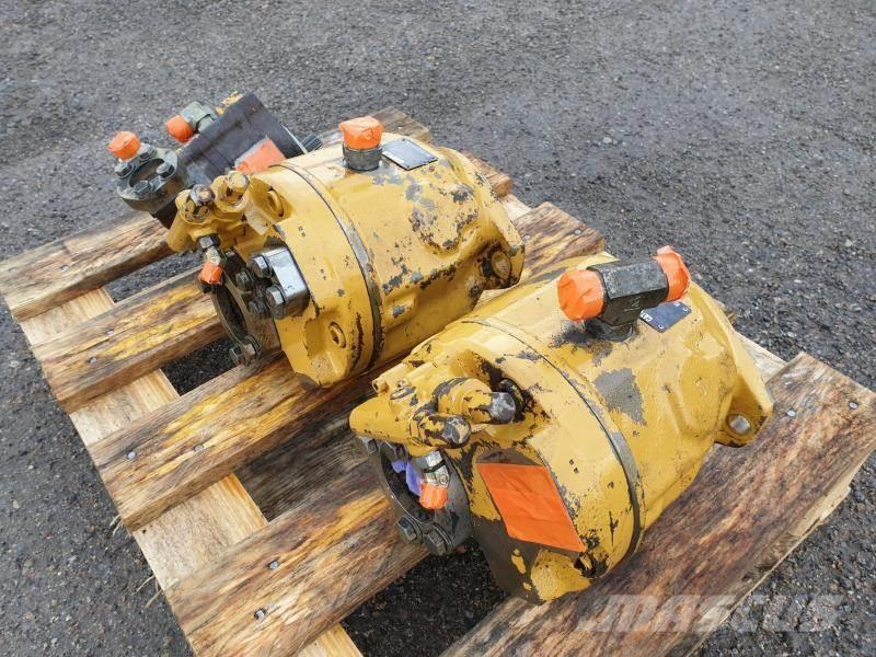 Caterpillar 730 HYDRAULIC PARTS COMPLET