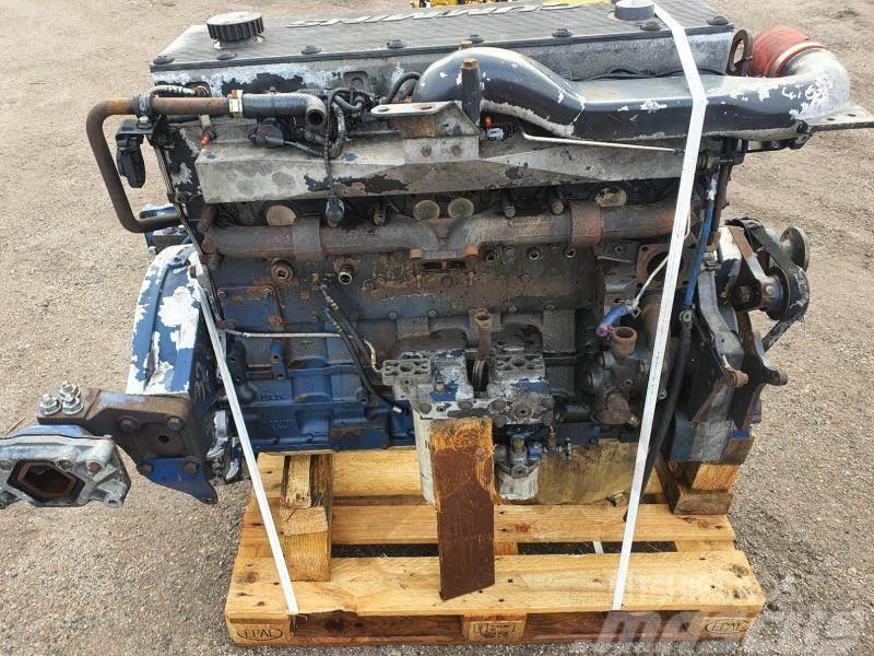 Cummins M 11 silnik do ladowarki koparki