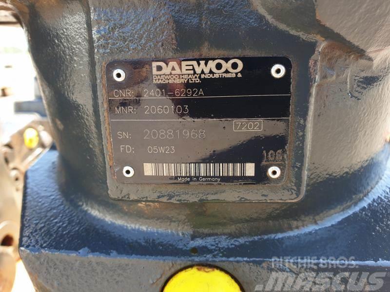 Daewoo Doosan 450-3, 450LCV, 470LCV, 500LCV, DX480, DX520
