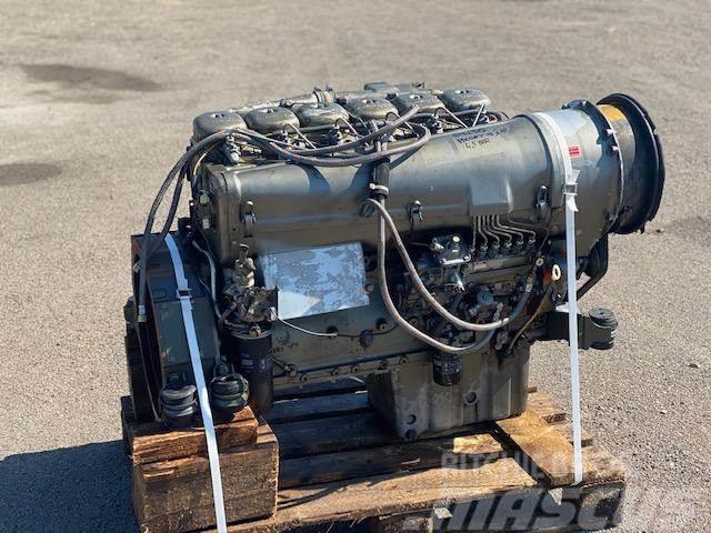 Deutz BF6L913 Turbo - silnik kompletny, sprawny