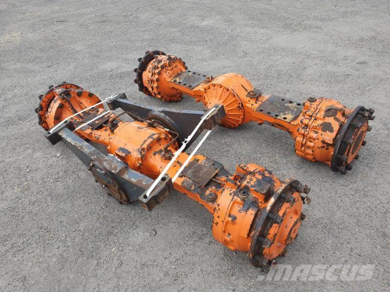 Doosan dl 250 axles