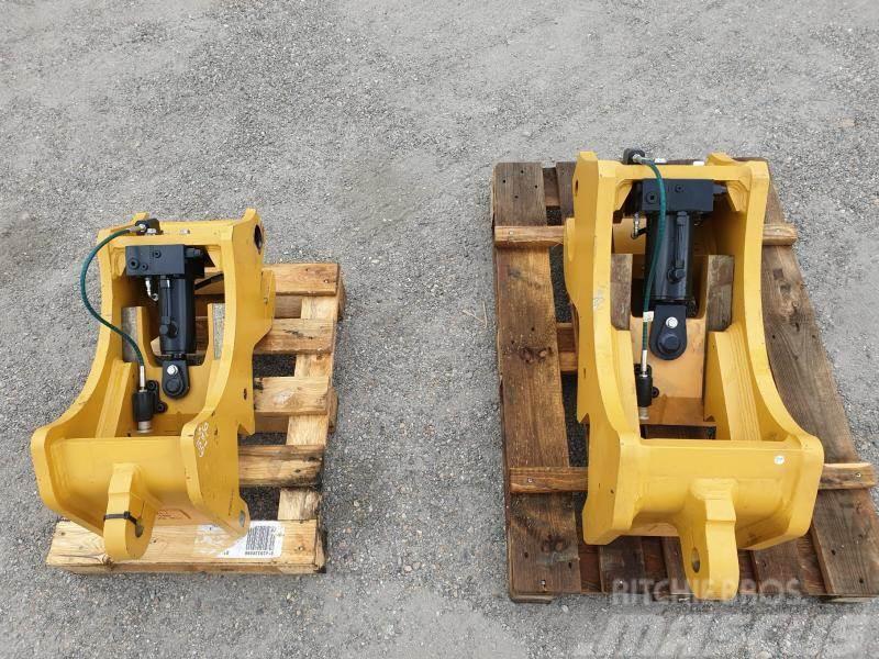 Kinshofer CMX 450-100 nowe szybkozłącze