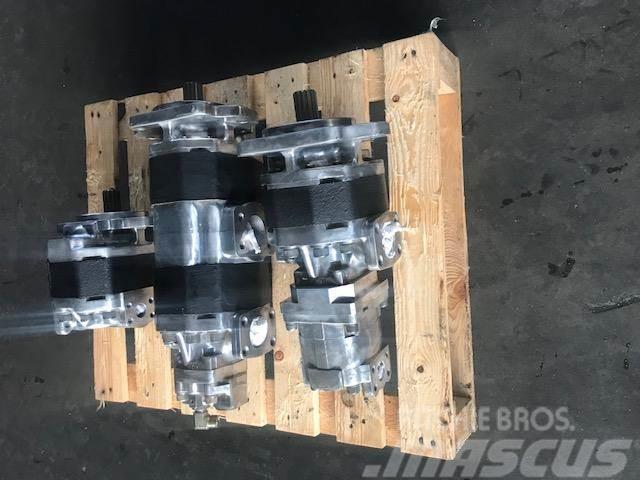 Komatsu HM400-2 armatura hydrauliki
