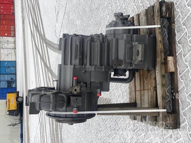 Komatsu wa 430-6 transmission 714-17-30004