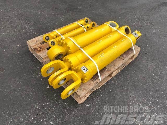 Liebherr 566 silownik hydrauliczny