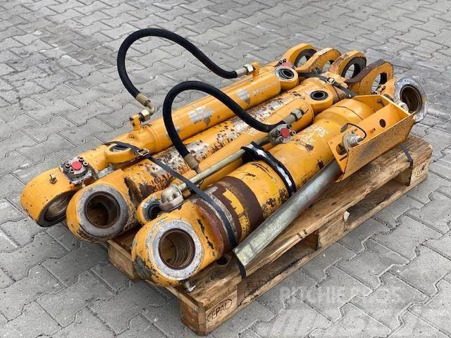 Liebherr 580 2+2 SIŁOWNIK NAPORU ŁYŻKI