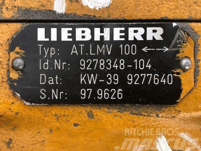 Liebherr at lmv 100 silnik jazdy