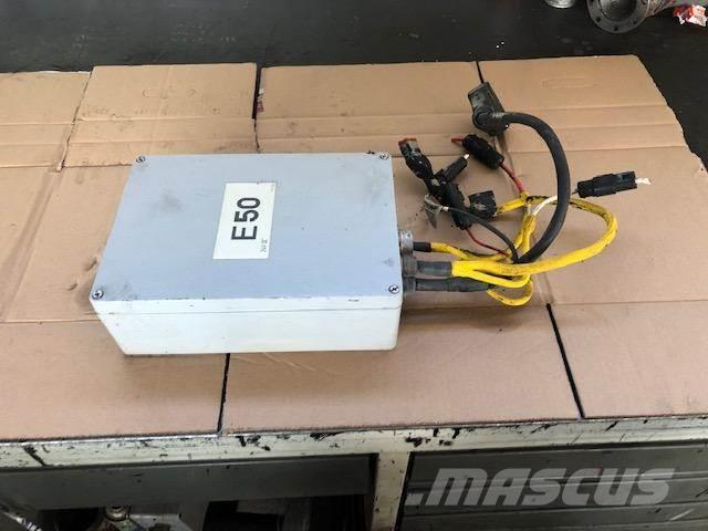 Liebherr ELECTRIC BOX E 50