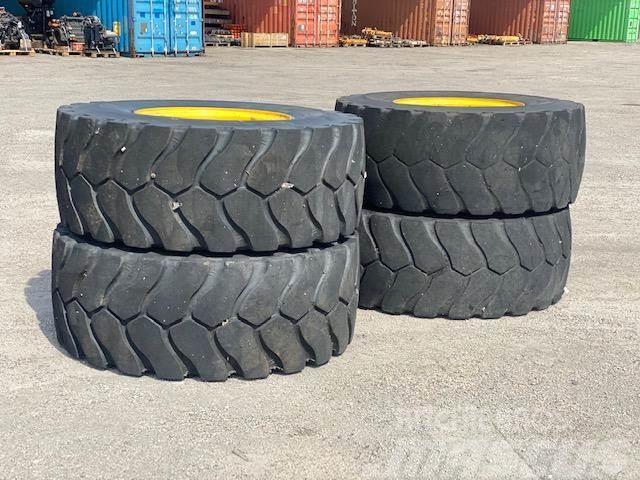 Michelin 20,5R25 FIT KOMATSU WA 320-7 PIANKOWANE