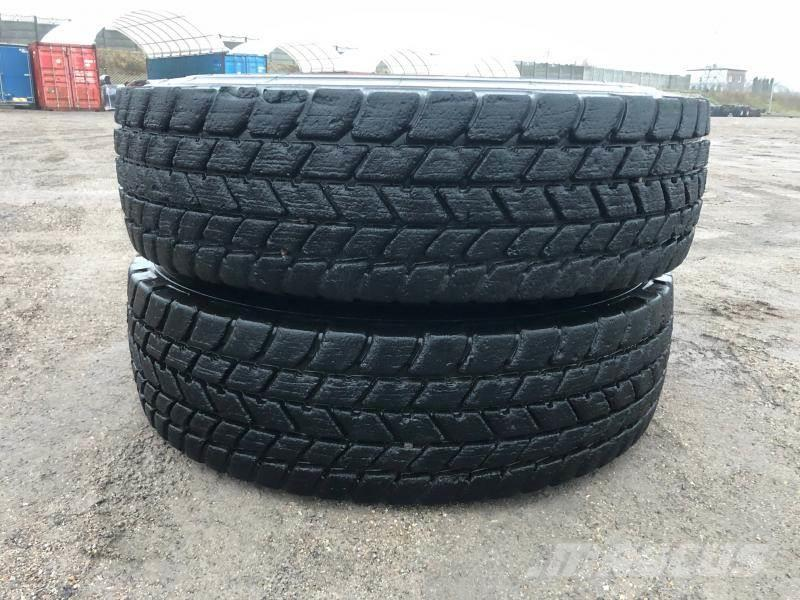 Michelin 385/95r25 koła 2szt