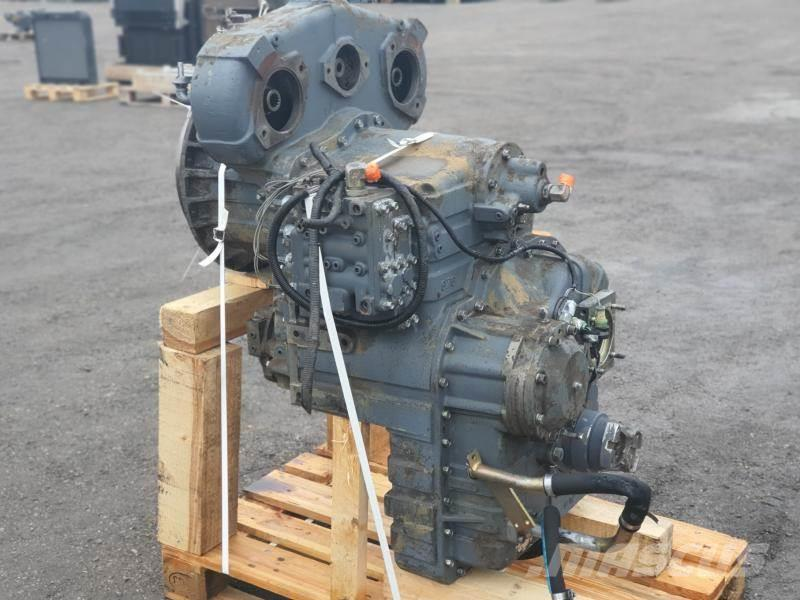 New Holland W 270 TRANSMISSION