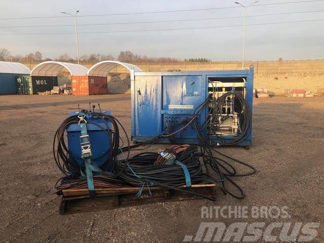 [Other] agregat hydrauliczny 55 kw stacja hydrauliczna
