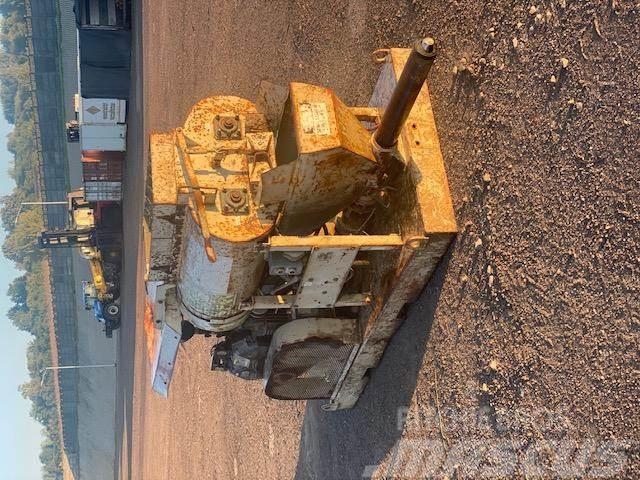 [Other] pompa do betonu z mieszalnikiem spalinowa