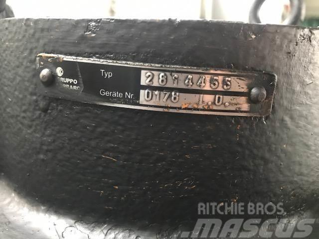 [Other] Reduktor obrotu CASE WX210
