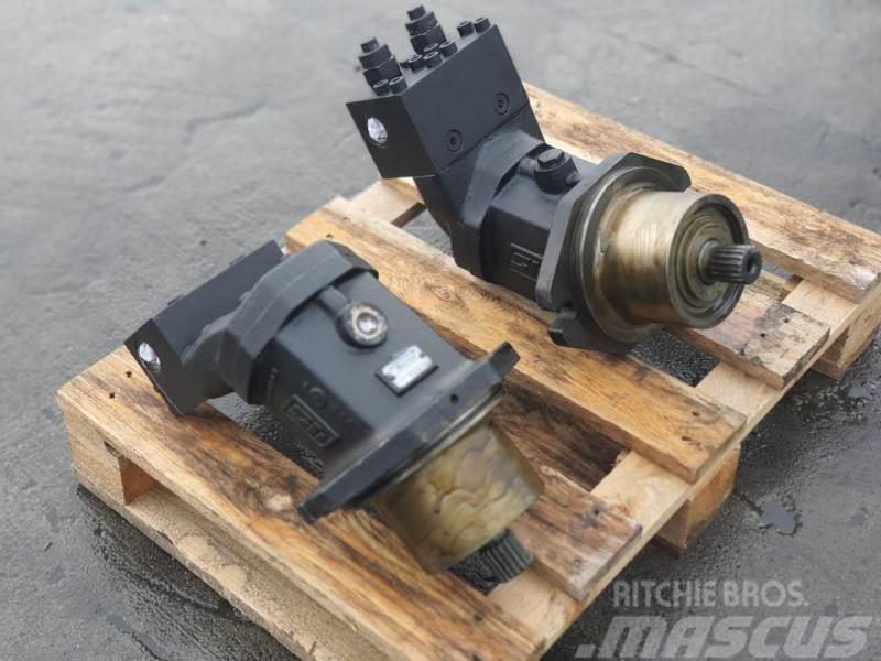 [Other] silnik hydrauliczny samhydraulik H1CR 90 SR