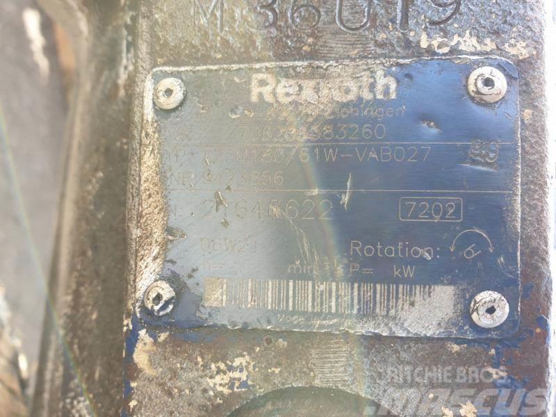 Rexroth A2FM180/61W