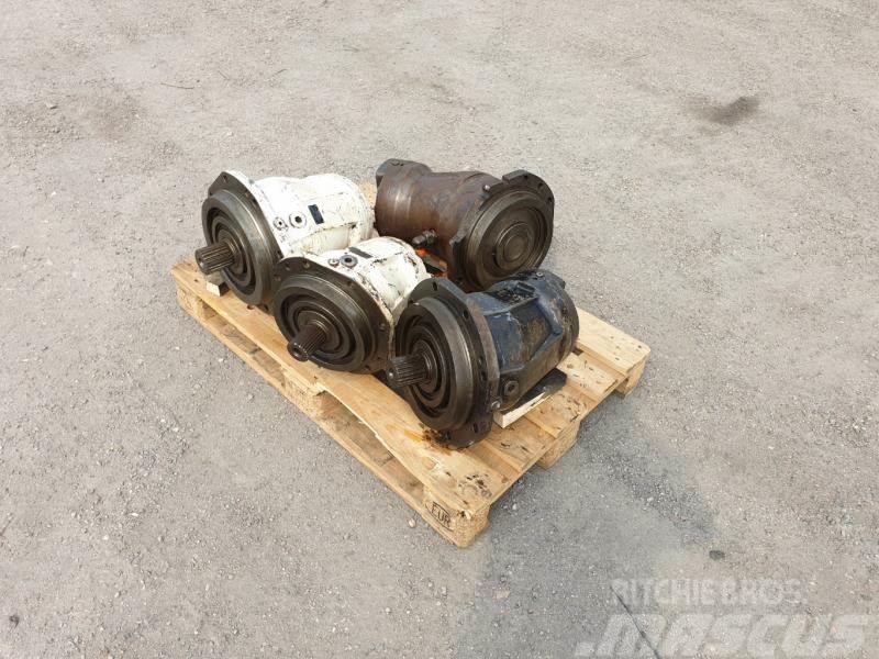 Rexroth A2FM500 - pompy hydrauliczne