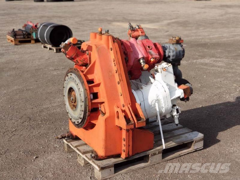 Rexroth bosch A7VSL 500HD/51L