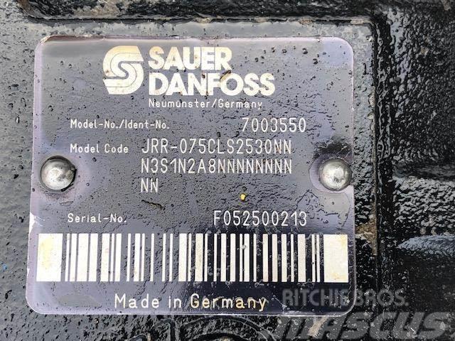 Sauer Danfoss JRR-075CLS2530NN