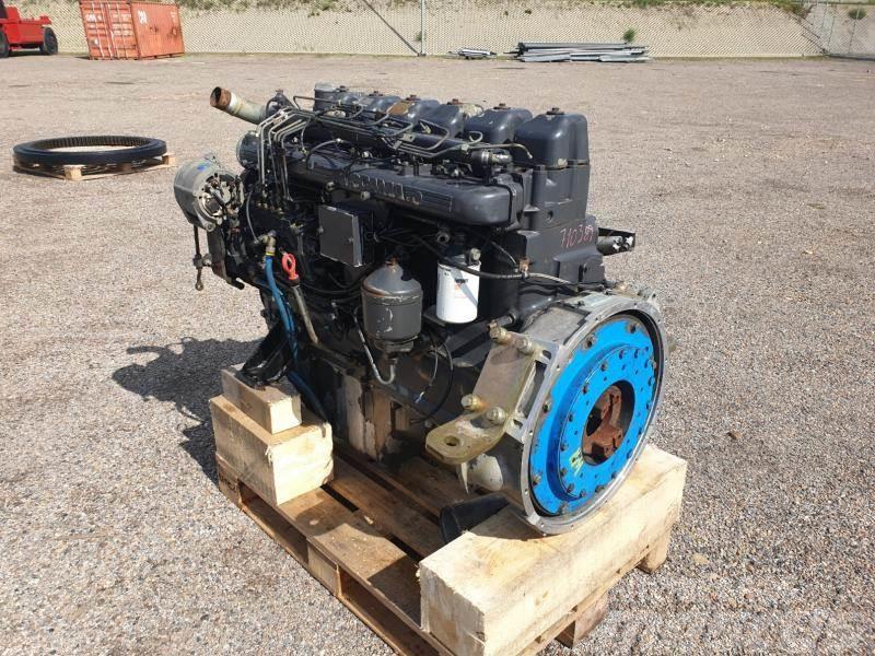 Scania dc9 51ab fit MOXY MT 31