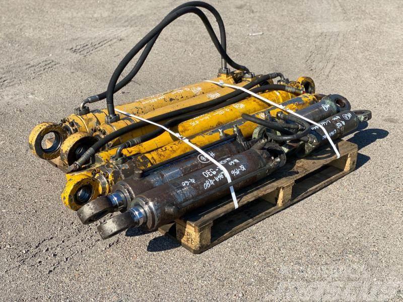 Sennebogen sm 20 silownik hydrauliczny