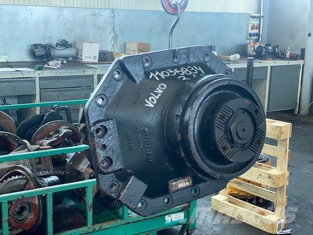 Volvo 9/31 REAL DIFFERENTIAL