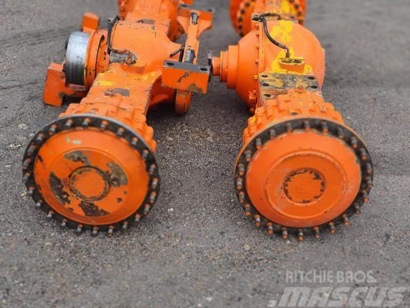 ZF MT-3105/LKV FIT HITACHI LX 290