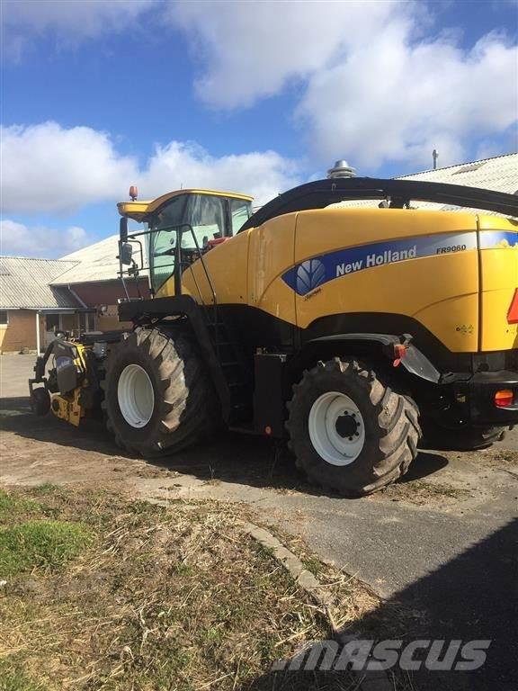 New Holland FR 9050 4WD FINSNITTER