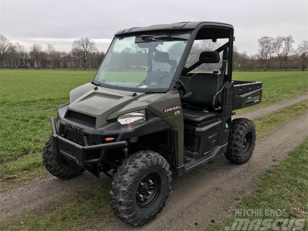 Polaris Ranger 1000 Diesel 4x4