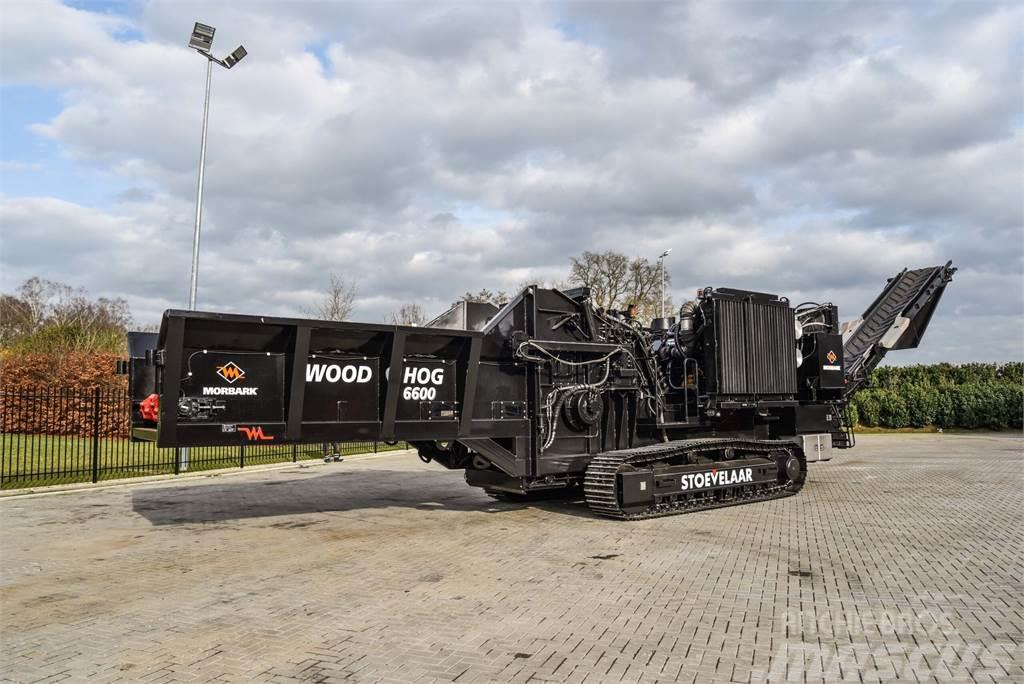 Morbark 6600XT Wood Hog