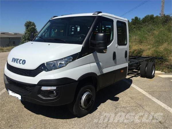 used iveco daily cab chassis year 2017 price 42 469. Black Bedroom Furniture Sets. Home Design Ideas