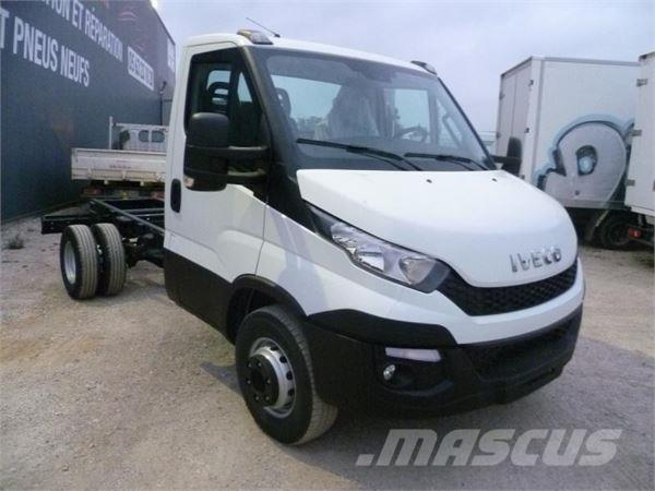 Iveco Daily  Chassis Cab trucks, Price £28,999, Year of