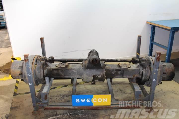 Åkerman EW150C Framaxel komplett
