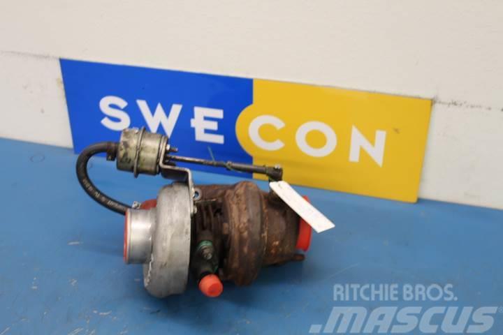 Åkerman EW150C Motor turboladdare